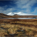 Lochan Nah Achlaise and Black Mount