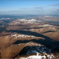 Aerial Photo o Glen Lyon Ben Lawers and Loch Tay