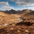 Allt Coire Ghiuthsachan and the Mamores