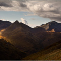 The Saddle and Sgurr na Sgine