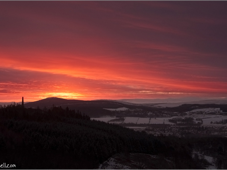Comrie Sunrise