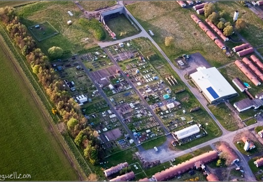 Cultybraggan allotments