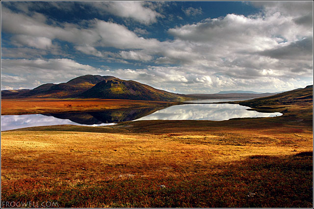 Loch Loyal.