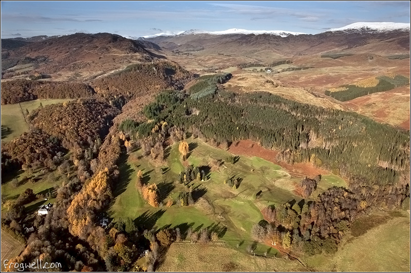 Comrie Golf Course