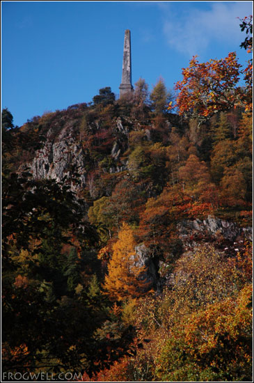 Melville Monument from Laggan Wood.jpg